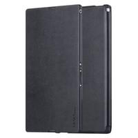 xperia lte al por mayor-X-Level PU Funda de cuero para Sony Xperia Z Ultra XL39H Cubierta de soporte de lujo para Coque LTE C6833 Business Style Flip Case