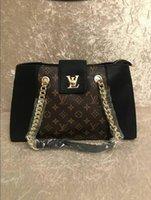 taschen für abendkleider großhandel-Europa und die Vereinigten Staaten neue Abendtasche Bankett Damen Handtasche Abendkleid mit Perle Diamant Tasche weiblich