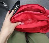 bolso de la cintura de los hombres caliente al por mayor-Diseñador Cinturón Bolso Fannypack con Cartas de Marca Bordado Bolso Cinturón Bolsa de Cinturón de Lujo Hombres Mujeres Solo Bolso de Hombro Nueva Versión Caliente