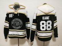 Wholesale nhl hockey hoodie for sale - Group buy 2019 Winter Classic NHL Chicago Blackhawks Jonathan Toews Patrick Kane Hockey Hoodie Black Pullover Sweatshirts Winter Jacket
