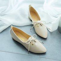 los mejores zapatos de boda de tacón bajo al por mayor-Zapatos 18 Bombas para mujeres Mary Janes Señoras Tacones bajos Fiesta Boda Mujer Moda con cordones Elegante Sexy Clásico Los más vendidos