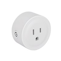 ingrosso presa di corrente wifi-X6 Smart Plug WiFi Remote Control con Alexa Timing on / off Power Smart Google Home Mini presa elettrica