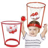 bildung spielzeug rätsel großhandel-Outdoor Overhead Basketball Sicherheit Puzzle Eltern-Kind-Sport Früherziehung Spielzeug Mode Spielzeug
