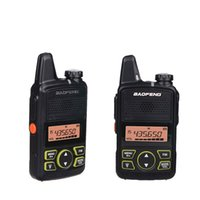 ingrosso walkie talkie trasporto libero-Promozione calda superiore Walkie-Talkie Hotel Restaurant Property Company Mini Walkie-Talkie esterna Walkie-Talkie Radio Free Shipping