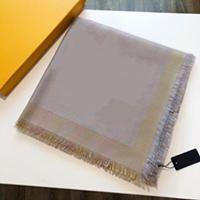 lenços longos venda por atacado-Nova moda Lenços 4 Temporada Scarf Long Hot Womens Marca xaile Mulher Scarf Neck Lenços 4 cores 140x140cm Opcional Altamente qualidade