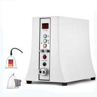 elektrische schröpfpumpe großhandel-Vakuumpumpe erhöhen Brustvergrößerungsgerät, elektrische Brustvergrößerungspumpe Vakuumtherapie-Massagegerät (10 Stände, 29 Tassen)