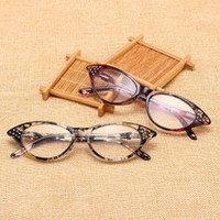 3.5 1.5 4 2 3 1 2.5 Five Pairs Spring Leg Strachable New Fashion Plexi Glass Transparent Reading Glasses