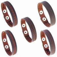 gemischter goldcharme großhandel-Unendlich Armbänder Mix Style Lots Modeschmuck Großhandel Leder Infinity Charm Armband Vintage Zubehör Liebhaber Geschenke