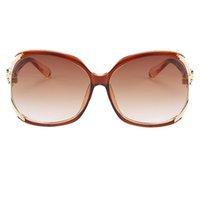 lunette soleil güneş gözlüğü toptan satış-Kadınlar Için güneş Gözlükleri Güneş Kadınlar 2018 Shades Gözlük Lunette De Soleil Femme ulculos De Sol Kadınsı Gafas De Sol Mujer