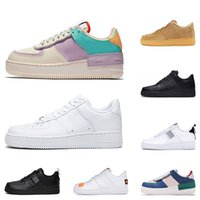 nike air force velluto nere