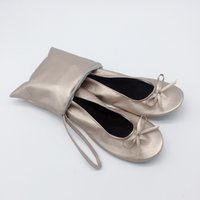 Wholesale golden color shoes for sale - Group buy 2019 new Popular Color rescue Party shoes folding slippers