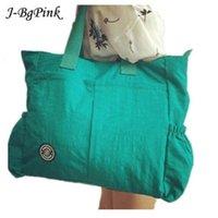 grande estilo de mensageiro de bolsas venda por atacado-Super Big Bag !! Marca Mulheres Mensageiro Bolsa De Nylon À Prova D 'Água Ombro Ocasional Tote Estilo Senhoras Saco # 164981