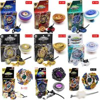 Wholesale beyblade toys for sale - Group buy TOP D spinning Beyblade Burst With Launcher Kids Boys Toy Starter Zeno Excalibur M I Xeno Xcalibur Bables Toys