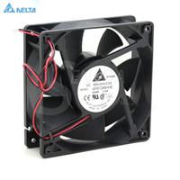 Wholesale dc fan 48v for sale - Group buy Delta AFB1248HHE cm DC V A server case industrial inverter fans blower cooler
