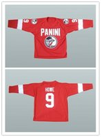 Wholesale make player for sale – custom Custom XS XL Unique Gordie Howe Specially Made Hockey Jersey Stitch Sewn Any Player or Number