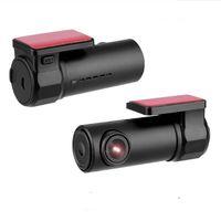 wifi çizgi kamerası toptan satış-Wifi HD sürüş kaydedici gizli panoramik cam sürüş kaydedici araba dvr Araba DVR 1080 P HD Gece Görüş Çizgi Kam Wifi Kamera Oto