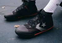 zapatilla de baloncesto al por mayor-Descuento barato 2019 hombres mujeres zapatillas de baloncesto, zapatillas de entrenamiento Star Pro BB Black Silver Orange, hermosas zapatillas de goma de informe outlet