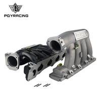 hondaaufnahme großhandel-PQY - Aluminium Ansaugkrümmer K24A2 K20Z3 für Honda Civic 06-11 Acura TSX 04-08 PQY-IM52
