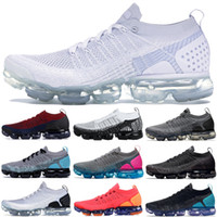 Wholesale black shoe for sale - Group buy VMP Knit Running Shoes New Arrivals Tiger Metallic Gold White Black Dusty Cactus Men Women Designer Shoes Sport Sneakers