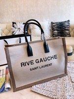 sacos de atmosfera venda por atacado-2019 Novas mulheres bolsas de grife bolsa de moda atmosfera de qualidade superior de compras de Lona também