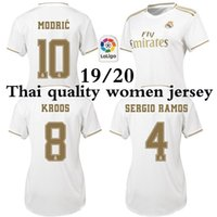 Wholesale football shirts thailand quality for sale - Group buy WOMEN REAL MADRID ASENSIO BENZEMA BALE JAMES SERGIO RAMOS BENZEMA CAMISETAS FHAZARD soccer jersey thailand quality football shirts