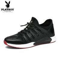 zapatillas energeticas al por mayor-PLAYBOY Nueva Energía de los zapatos corrientes para los hombres de alta tecnología de las zapatillas de deporte Maratón gota Energía Running Super Light suela de las zapatillas de deporte