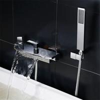 Bathroom Tub Faucet Mounted
