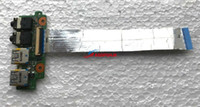 Wholesale usb port board for sale - Group buy Original FOR Asus N56V N56VZ Audio Jack USB Port Board W Cable N9JAU1000 F03 Full TESED OK
