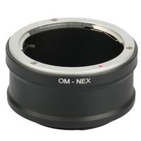 Wholesale nex cameras for sale - Group buy High Precision For Om Screw Mount Lens To Nex E Mount Adapter Camera Body For Nex3 Nex5 N R Nex6 Nex7 Nexc3