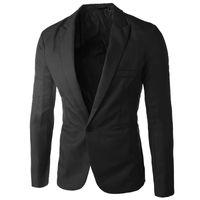 ingrosso tuta blu cielo nero uomo-Blazer di marca Sky Blue Uomo Costume Veste Homme 2019 Blazer di giacca Slim Fit uomo nero alla moda Suit Black Pink Men 3xl