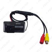 câmera traseira traseira venda por atacado-Leewa impermeável câmera especial de visão traseira do carro para Ford Transit Connect Van Reversa câmera de estacionamento # 4102