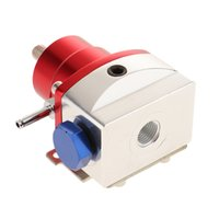 Wholesale Metal Auto Bypass Disign Fuel Injector Pressure Regulator