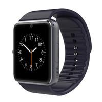 ingrosso orologio giapponese resistente all'acqua-Smart watch GT08 schermo a colori da 1,5 pollici passo telecamera di monitoraggio del sonno intelligente usura orologio sportivo Bluetooth scheda: IPHONE Samsung
