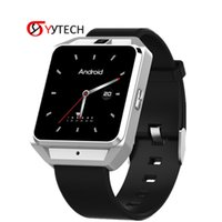 anschlüsse armband großhandel-SYYTECH H5 Smart Watch 4G Netzwerk- und Sprachanruf Herzfrequenz-Fernpositionierung Wifi-Verbindung Sport Smart Bracelet