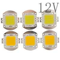 Wholesale epistar beads for sale - Group buy High Power Epistar DC12V LED chip Light Beads W W W warm white white no need driver for storage battery car projector car motorcycle