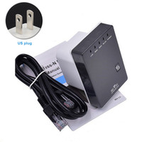 ingrosso rete wireless portatile-Internet Network Portable 2.4GHz Extender 300Mbps Router Peso leggero Booster wireless WIFI