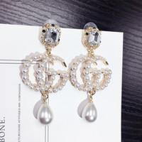 ingrosso orecchini eleganti della nappa-orecchini pendenti di moda nappa di design di lusso per creare orecchini eleganti ganci per le orecchie in lega da donna