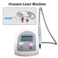 ingrosso q w-pico laser tattoo picosecondo laser korea q interruttore nd yag laser sistema di rimozione del tatuaggio picosure macchina potenza di uscita 2000 w