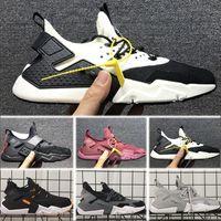 the latest b325f d1dff 3.0 4.0 5.0 6.0 Top qualität 2018 New Human Race Männer Huarache 2.0 DRIFT  BR Wallace 6 Laufschuhe Sneakers Originals Klassische Freizeitschuhe