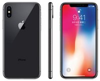 Wholesale face accessories online - 2018 Original unlocked iPhone X NO Face ID GB RAM GB GB ROM quot iOS Hexa core MP Dual Back Camera G LTE Refurbished Phone