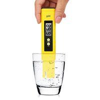 Wholesale digital pool water tester for sale - Group buy Digital PH Tester Pocket Portable Pool Water wine Quality Food Aquarium Hydroponics PH Meters plastic measure tools FFA2109