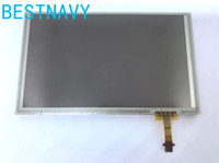 Wholesale cars spare parts resale online - Free post Original Car Navigation quot LCD Display With Touch Screen Digitizer LAM0702320A LCD Panel For Car Auto Spare Parts