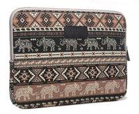 ingrosso sacchetti di laptop gialli-Laptop Bag Yellow Elephants Custodia per Notebook Ultrabook Custodia per Notebook Custodia per 10