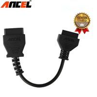 Wholesale obd2 professional diagnostic tools resale online - ANCEL OBD2 OBD Scanner Car Diagnostic Tool Pin Cable Professional ODB2 ODB Automotive Scanner Tool