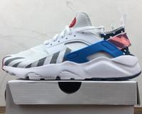 c657e5e5fdeb Designer Piet Parra Air Huarache Sports Running Shoes Multi Colors Rainbow  Park Mens Trainers Fashion Womens Sneakers Size 36-45