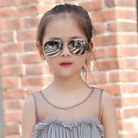 Wholesale purple sunglasses children for sale - Group buy 2019 NEW Brand Children Goggle Girls Alloy Sunglasses Hot Fashion Boys Girls Baby Child Classic Retro Cute Sun Glasses UV400