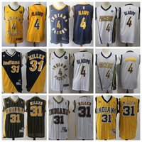 28801a4ae03d Wholesale victor oladipo jersey online - Top Good quality Indiana Victor  Oladipo Pacers Reggie Miller Retro