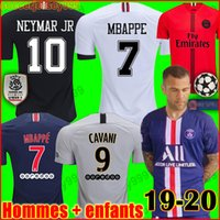2f1a53895c8 Wholesale paris saint germain jersey for sale - Group buy 19 PSG maillots soccer  jersey Paris