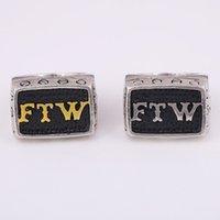gümüş yüzük 5.5 toptan satış-FTW Punk Erkek Yüzük-Alaşım Mekanik Vida Motor Biker Serin Yüzükler Motosiklet Yüzük-Altın Gümüş Siyah Boyutu 8 ~ 13