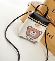 ingrosso borse per ragazze prescolari-Borse a tracolla stile semplice per bambini Bambini Brand New Mini Portafogli Bambini Piccola borsa in pelle Prescolare ragazze Messenger bag bambini borsa
